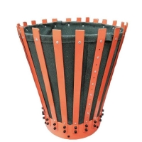 """4 1/2""""- 20"""" oil well drilling cementing equipment cementing basket casing cement basket,cementing umbrella Manufactures"""