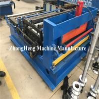 Automatic Cold Roll Forming Machine , 1300mm Width Steel Sheet Leveling Machine Manufactures