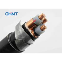 Underground MV power cable with cu/XLPE/CTS/LSOH/STA/LSOH rated voltage 12/20kV Manufactures