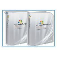 Microsoft Windows Server 2008 Versions Standard includes 5 clients English Activation Online Manufactures