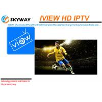 the most popular sports and cinema greek vip channels Iview hd iptv 1 year subscription Manufactures