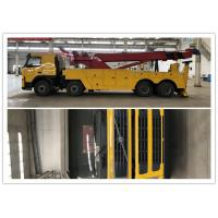Buy cheap 45m Steel Cable Heavy Wrecker Trucks Rated Pulling Power Winch 25000kg from wholesalers