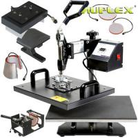 China Multifunction high quality mug plate cap t-shirt heat printing machine on sale on sale