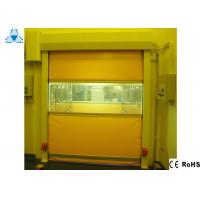 Cargo Air Shower Cleanroom With Automatic Shutter Door Manufactures