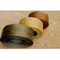 Quality Brown Paper Backed Veneer Sheets ,  Plywood Birch Veneer Tape for sale