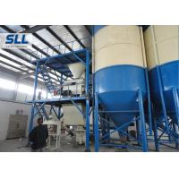 Fully Automatic Dry Mortar Plant / Ready Mix Plaster Plant 45-55kw Power Manufactures