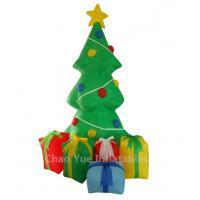 2015 Hot Sale Christmas Tree Inflatable for Christmas Holiday Manufactures
