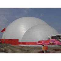 Giant PVC Tarpaulin Inflatable Party Tent For Auditorium Hall , Inflatable Wedding Tent Factories Manufactures