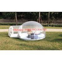 Holleyweb Inflatable Bubble Tent House Dome Incredible Things Manufactures