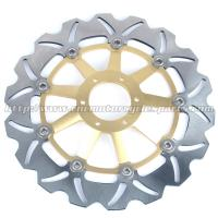 Left Right Motorcycle Brake Disc CNC Milled For Honda CB600F Hornet 2000-2006 Manufactures
