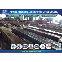 Forged 20MnCr5 / 20MnCrS5 Square Alloy Steel Bar 100-1000mm Manufactures