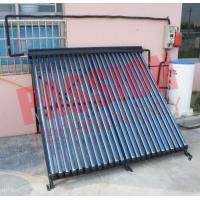 Module Design Split Solar Water Heater Heat Pipe Stainless Steel Coil  Manufactures