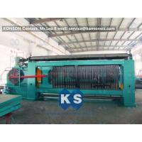 High Efficiency Gabion Machine Hexagonal Fence Making Equipment Manufactures