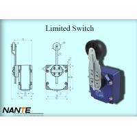 Bigger Plastic Wheel Swing Arm Rotary Electric Wire Rope Hoist Limited Switch 1.155 Weight Manufactures