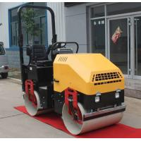 China Mini compactor vibrating hydraulic road roller capacity smooth wheel roller for sale on sale