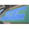 Multi-Functional Sports Flooring Like Basketball Flooring And Badminton Flooring Manufactures