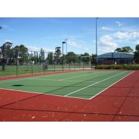 Supply Install Guide Indoor Tennis Court Surface Light Blue Color Manufactures