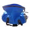 Silk Screen Printing Waterproof Gear Bag , 70L Duffel Bag For Travelling Rafting Manufactures