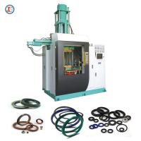 China 2000 CC Injection Volume Upper Mold Silicone Rubber Injection Machine For Shock Pads , Seals , Soles on sale