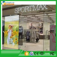 P5 Transparent Glass LED Display Ultra Thin Indoor Full Color LED Screen Manufactures