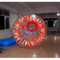 0.9mm PVC Inflatable Zorb Ball Grass Ball , Inflatable Toys FOR Water Or Land Manufactures