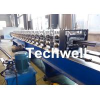 Steel Storage Shelf Sheet Upright Rack Roll Forming Machine for Metal Storage Shelving Profile Manufactures