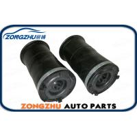 Hummer H2 Air Suspension Replacement parts Rear Air Suspension Kits Spring Bag OE NO 15938306 Manufactures
