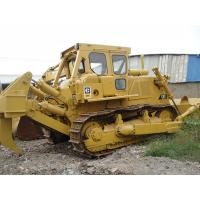 "Heavy Equipment Old Caterpillar Dozers D8K Bulldozer 26"" Track Pads Oil Cooler Manufactures"