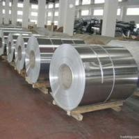 0.14 ~ 2.0 mm Thick Edge Cold Rolled Galvanized Steel Coil With Welding Performance