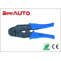 Ratcheting Wire Terminal Crimper , Insulated Terminal Electrical Lug Crimping Tool Manufactures