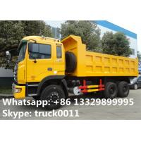 China high quality hot sale 6*4 30ton JAC dump truck, factory direct sale JAC  brand 25tons-35tons dump tipper truck wit Manufactures