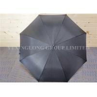 Promotional Custom Logo Curved Handle Umbrella With Shoulder Bag 30 Inches 8 Panels Manufactures