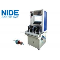 High efficiency Motor Testing Equipment , Armature Tester For Stater Motor Manufactures