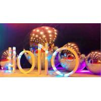 Quality Fashion PVC Inflatable Mirror Ball for KTV , Bar , Party , Music Corner for sale