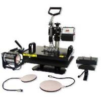 Combo Heat Press for Heavy Duty HP5IN1 Manufactures