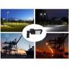 Super Bright LED Parking Lot Lights , 100W LED Street Lights Good Heat Dissipation Manufactures