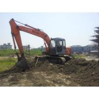 Crawler Second Hand Hitachi Excavator EX120-5 Year 2001 With 3 Years Warranty Manufactures