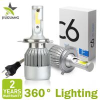 Adjustable 36W Led Car Headlight Bulbs Canbus Error Free Auto Led Lighting System Manufactures
