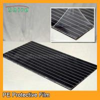 Galvanized Aluminum Sheet Protective Film With 5 - 5 00G / 25MM Adhesion Manufactures