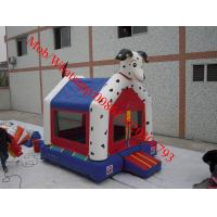Mini Bouncy Castle with Dog mini dog castle Manufactures