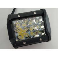 3 Inch Philips 12 - 24 Volt LED Work Lights For Vehicles / Off Road 36W Manufactures