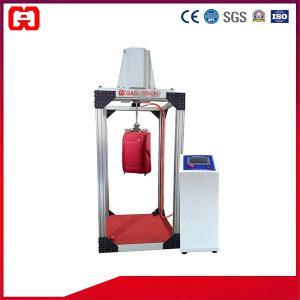 China Suitcase Oscillation Shock Testing Machine 3-30 Cpm Test Speed Adjustable on sale