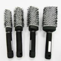 China 19mm, 25mm, 32mm, 45mm Ionic Roller Hair Brush with Triangle, Round, Square on sale