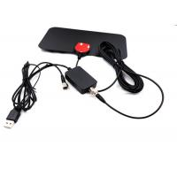 Ultra Thin Indoor Hdtv Antenna 10ft Coaxial Cable , Gain 3dbi Hd Digital Antenna Manufactures