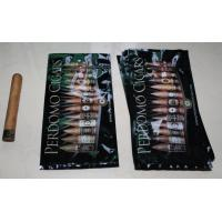 Quality Classic Large Volume Thermal Cigar Humidor Bags And Sponge With Humidified System Inside for sale