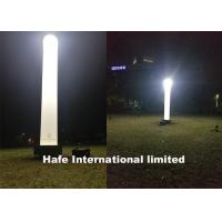 4m 1000w Simple And Rapid Deployment Inflatable Pillars For A Large Area Illumination Manufactures