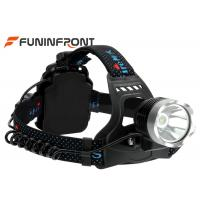3 Gears 900LMs Outdoor CREE LED Headlamp Headlight Works with 3 x AA Battery Manufactures