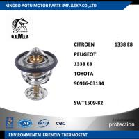 Engine Coolant Thermostat 1338E8 90916-03134 SWT 1509-82 for CITROËN / TOYOTA Manufactures