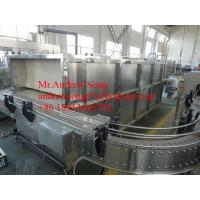 Spray type automatic glass bottle beverage processing machine Manufactures
