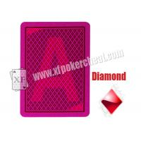 Copag 2 Jumbo Plastic Invisible Playing Cards Poker For Gambling Cheat Casino Games Manufactures